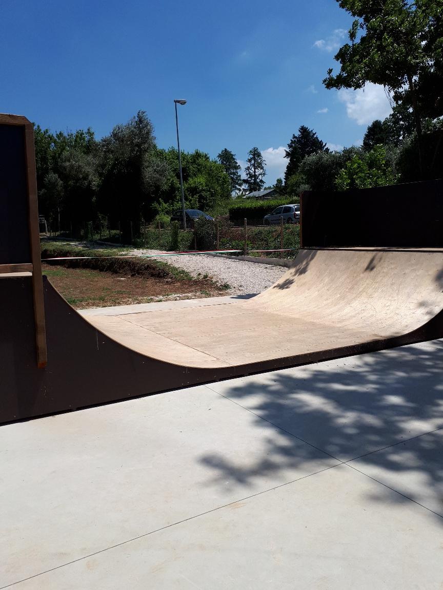 Aperto lo Skate park di Zagarolo