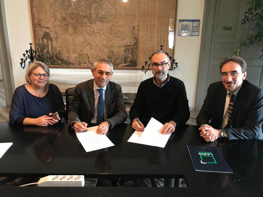 Spazio Attivo LOIC Zagarolo e Ordine Architetti Roma firmano l'apertura di un punto OAR a Zagarolo